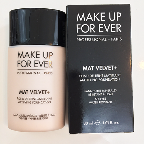 Make Up Forever Foundation