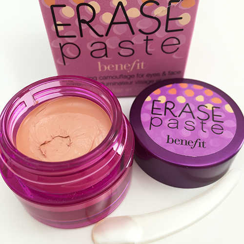 Benefits Erase Paste