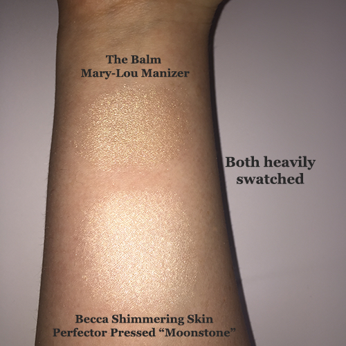 Highlighters Swatched
