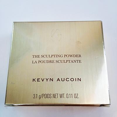 Kevyn Aucoin Sculpting Powder packaging