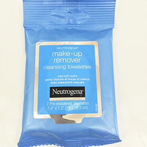 Neutrogena Makeup Remover Cleansing wipes travel size