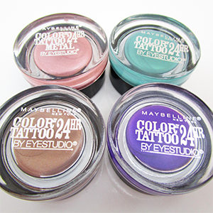 Maybelline Color Tattoo Pots