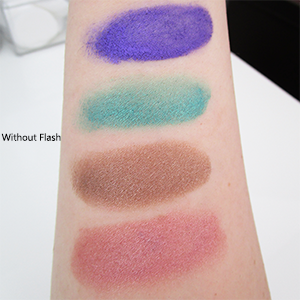 Maybelline 24 hour color tattoo swatches