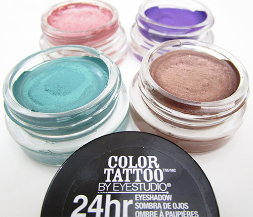 Maybelline 24 Hour Color Tattoo