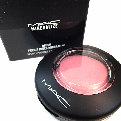 MAC Mineralize Blush Gentle Cover