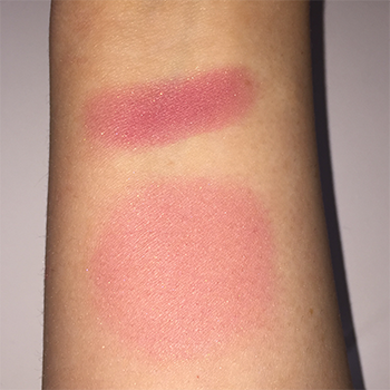 MAC Mineralize Blush Gentle Swatch