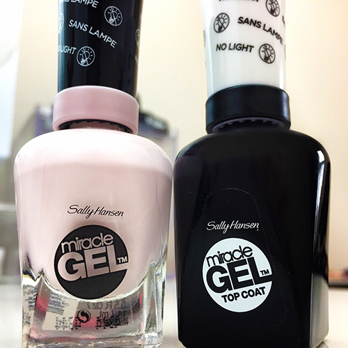 Sally Hansen Miracle Gel Cover